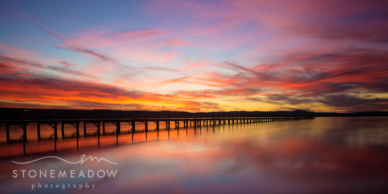 long jetty, Central Coast