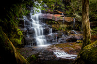 Somersby Falls on the Central Coast